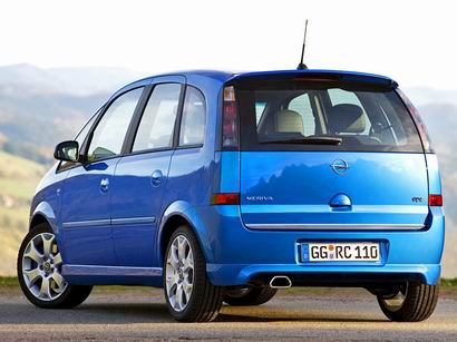 pictures (opel meriva opc (86) ) Opel Meriva » ALT Machine