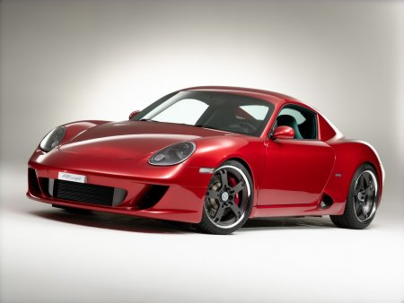 Porsche Cayman S Design Edition 1— в роли эксклюзивного аллигатора